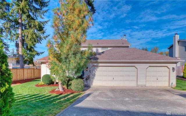 9316 S 222nd Place, Kent, WA 98031 (#1215982) :: Homes on the Sound