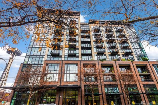 2720 3rd Ave #1109, Seattle, WA 98121 (#1216155) :: Beach & Blvd Real Estate Group