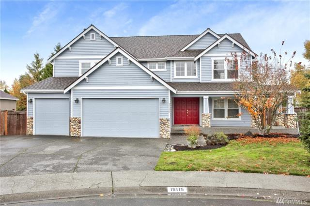 15115 69th Ave SE, Snohomish, WA 98296 (#1216303) :: Ben Kinney Real Estate Team