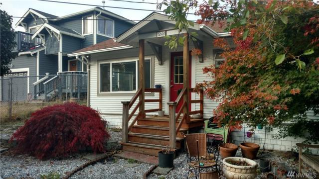 1244 SW 119th St, Burien, WA 98146 (#1216418) :: Keller Williams Realty Greater Seattle