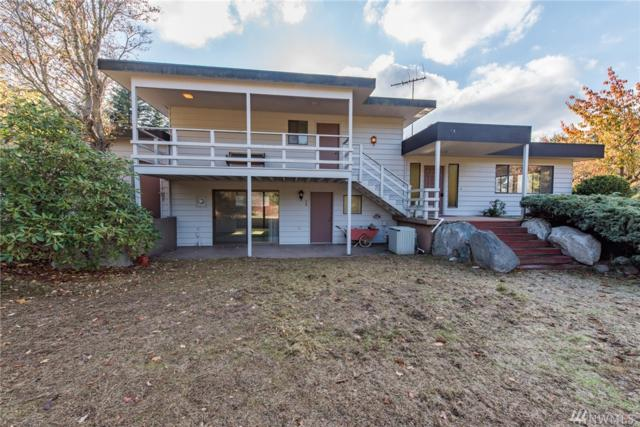 684 Kirner Road And Adjacent Acre, Sequim, WA 98382 (#1216517) :: Homes on the Sound