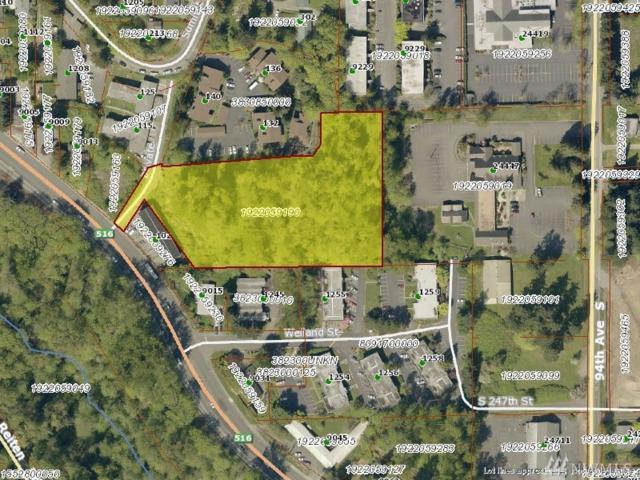 102 Summit Ave N, Kent, WA 98030 (#1216858) :: Ben Kinney Real Estate Team