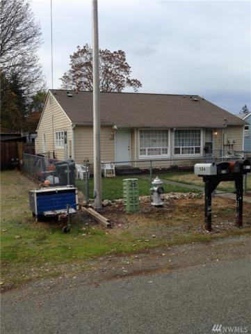 508 114th St S #0, Tacoma, WA 98444 (#1217076) :: Ben Kinney Real Estate Team