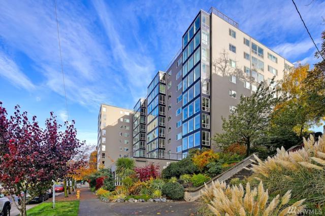 308 E Republican St #913, Seattle, WA 98102 (#1217110) :: Keller Williams Realty Greater Seattle