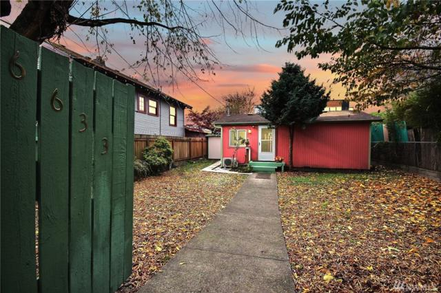 6633 Flora Ave S, Seattle, WA 98108 (#1217381) :: Homes on the Sound