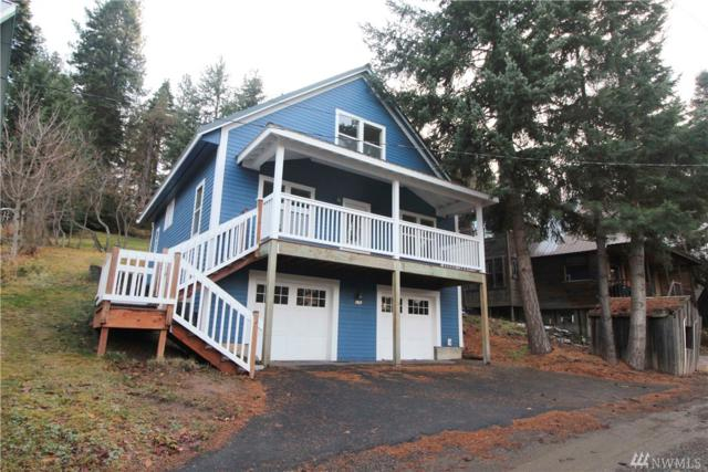 109 S 5th St Alley, Roslyn, WA 98941 (#1217398) :: Homes on the Sound