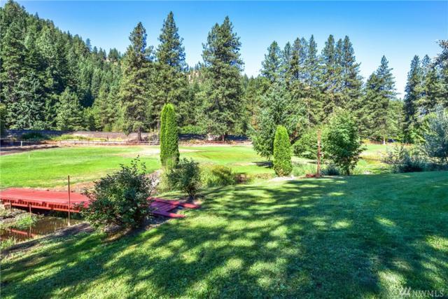 13688 Chumstick Hwy, Leavenworth, WA 98826 (#1217515) :: Nick McLean Real Estate Group