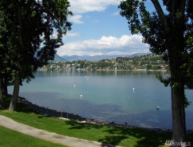 1 Beach 570-M, Manson, WA 98831 (#1217916) :: Nick McLean Real Estate Group
