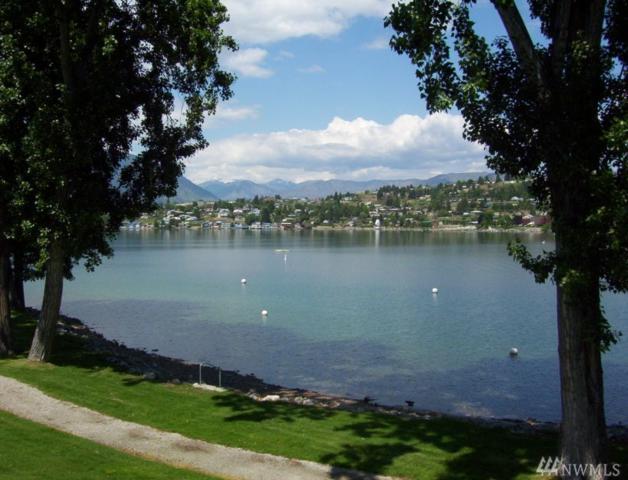 1 Beach 572-I, Manson, WA 98831 (#1217919) :: Nick McLean Real Estate Group