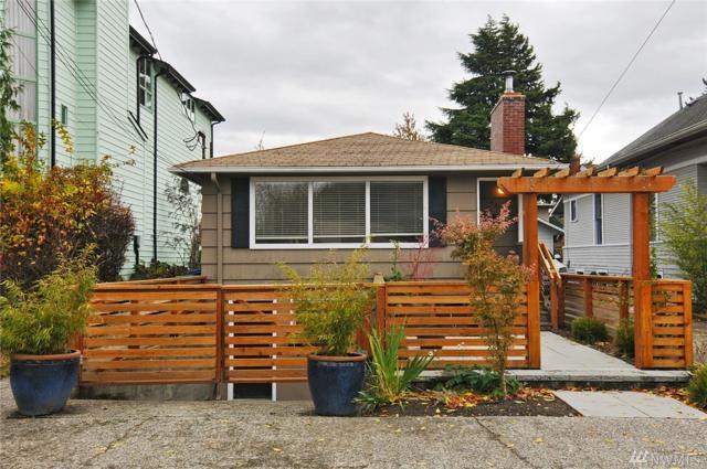 8218 Bagley Ave N, Seattle, WA 98103 (#1217938) :: Ben Kinney Real Estate Team