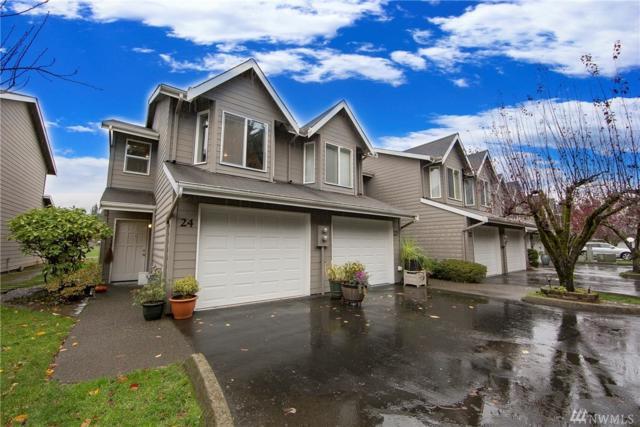 321 SE Orchard Dr #24, North Bend, WA 98045 (#1217945) :: The DiBello Real Estate Group