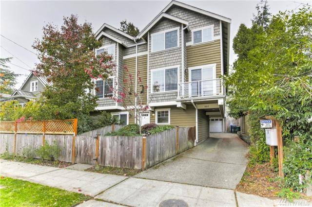 8813 Midvale Ave N B, Seattle, WA 98103 (#1217977) :: Ben Kinney Real Estate Team