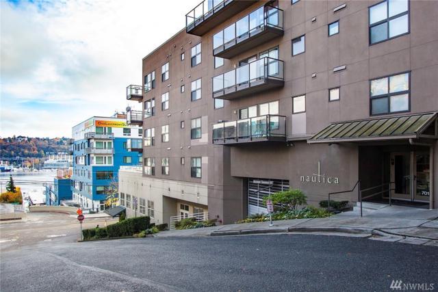 701 Galer St #608, Seattle, WA 98109 (#1218117) :: Beach & Blvd Real Estate Group