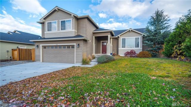 1449 Copper Lp, East Wenatchee, WA 98802 (#1218477) :: Nick McLean Real Estate Group