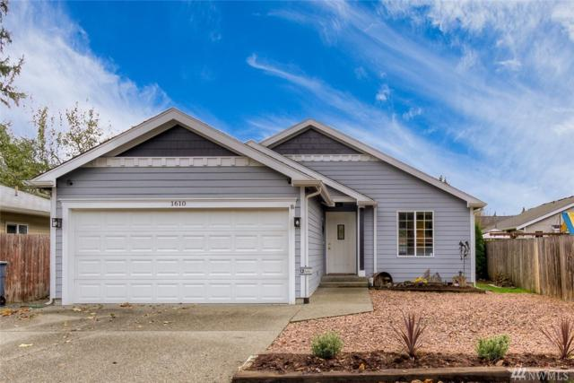 1610 5th Ave SE, Puyallup, WA 98372 (#1218614) :: Homes on the Sound