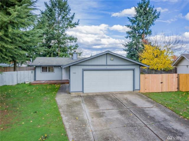 1307 SE 156th Ct, Vancouver, WA 98683 (#1218821) :: Ben Kinney Real Estate Team