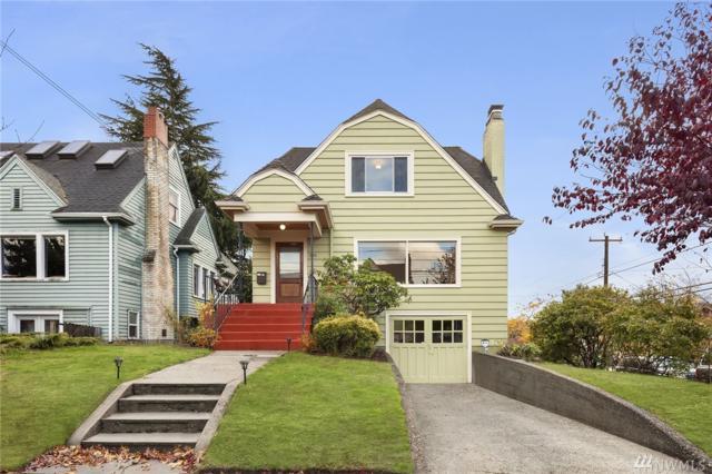 701 N 84th St, Seattle, WA 98103 (#1219187) :: Ben Kinney Real Estate Team