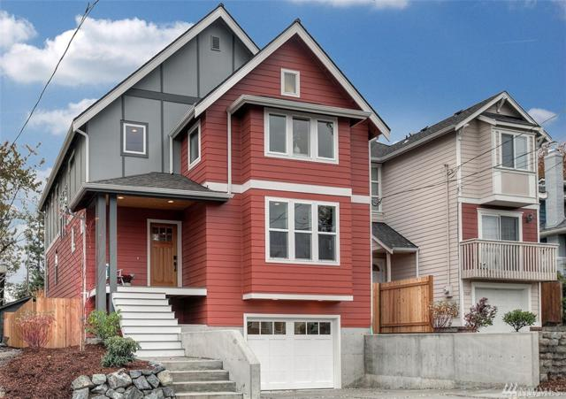 7033 14th Ave NW, Seattle, WA 98117 (#1219226) :: Ben Kinney Real Estate Team