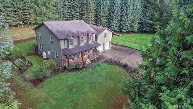 400 Powers Creek Rd, Elma, WA 98541 (#1219295) :: Homes on the Sound