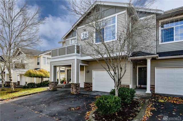 1855 Trossachs Blvd SE #2606, Sammamish, WA 98075 (#1219487) :: Windermere Real Estate/East