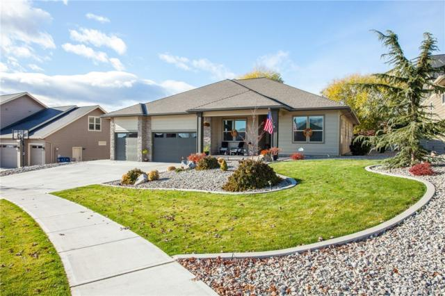 472 Laurie Dr, Wenatchee, WA 98801 (#1219785) :: Nick McLean Real Estate Group