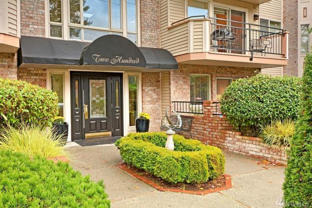 200 99th Ave NE #46, Bellevue, WA 98004 (#1219825) :: Ben Kinney Real Estate Team