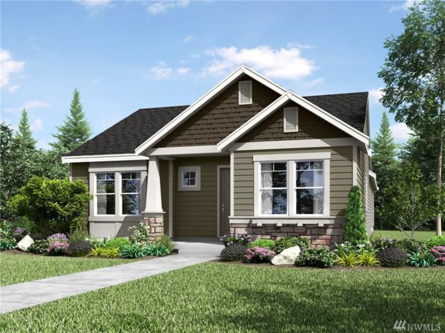 3831 Oakwood (Lot 72) St SE, Lacey, WA 98513 (#1219848) :: Keller Williams Realty