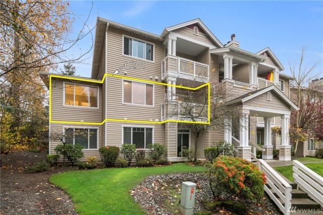 15300 112th Ave NE C201, Bothell, WA 98011 (#1219856) :: The DiBello Real Estate Group