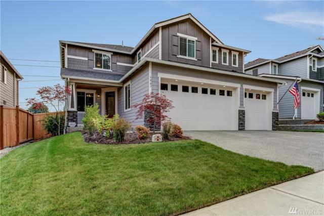 6007 S 302nd St, Auburn, WA 98001 (#1220524) :: Keller Williams - Shook Home Group