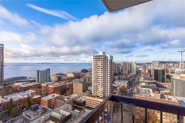 2100 3rd Ave #2203, Seattle, WA 98121 (#1220537) :: Beach & Blvd Real Estate Group