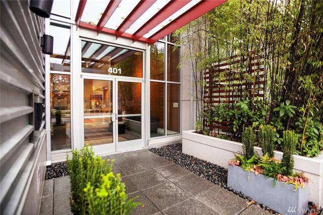 401 9th Ave N #104, Seattle, WA 98109 (#1220845) :: Beach & Blvd Real Estate Group