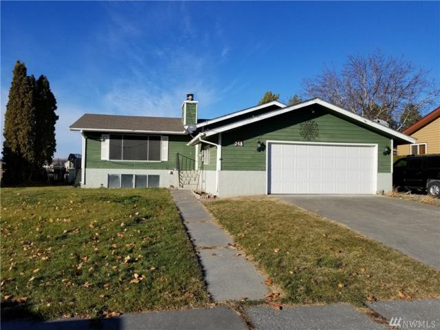 248 Kevin Wy, Moses Lake, WA 98837 (#1221450) :: Homes on the Sound
