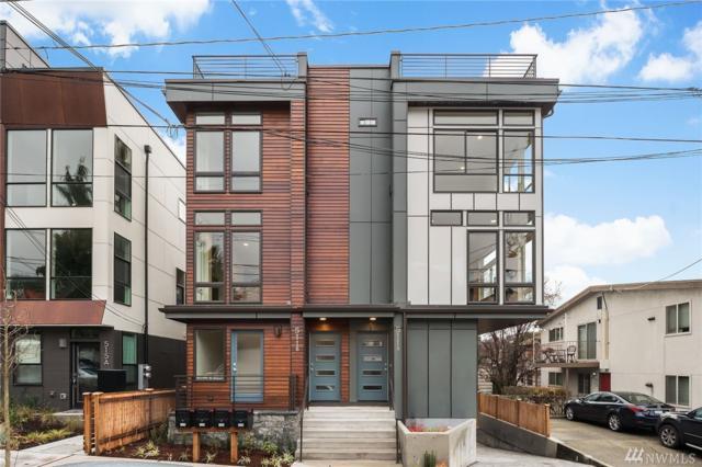 509-B NE 73rd St, Seattle, WA 98115 (#1222779) :: Pickett Street Properties