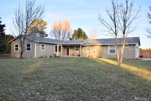 2906 N Pioneer Rd, Ellensburg, WA 98926 (#1222894) :: Homes on the Sound
