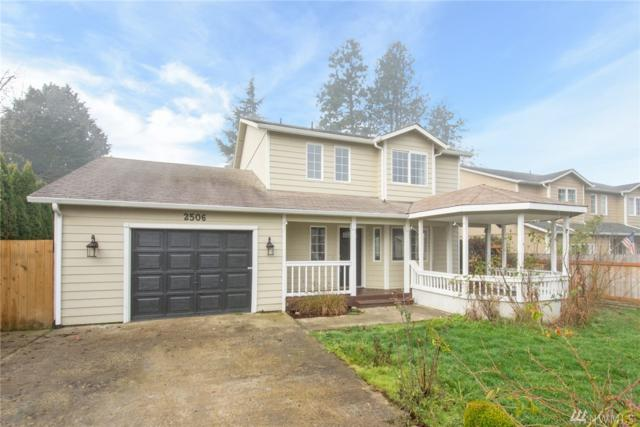 2506 Fire Ct SE, Olympia, WA 98501 (#1223410) :: Northwest Home Team Realty, LLC