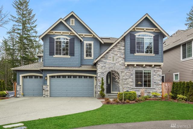 26625 SE 9th Wy, Sammamish, WA 98075 (#1223530) :: Real Estate Solutions Group