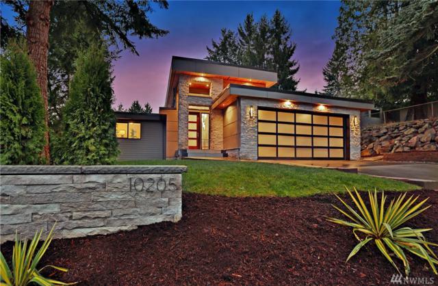 10205 NE 24th St, Bellevue, WA 98007 (#1223804) :: Ben Kinney Real Estate Team