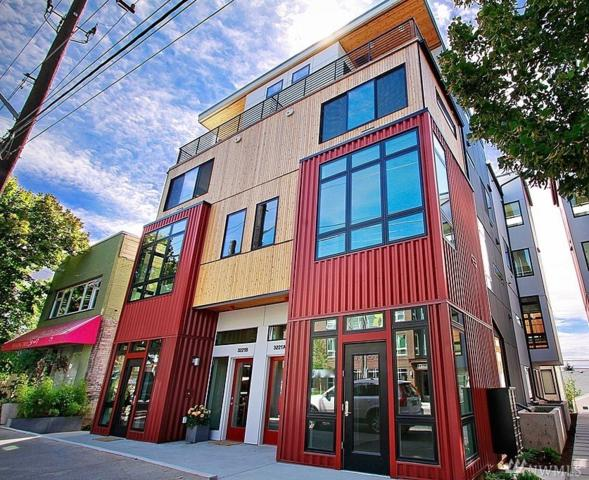 3215-B California Ave SW, Seattle, WA 98116 (#1223830) :: Homes on the Sound