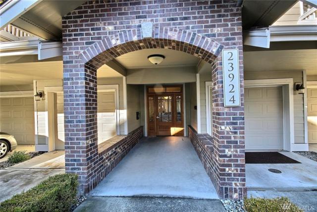 23924 NE 115th Lane #101, Redmond, WA 98053 (#1224180) :: Keller Williams Western Realty