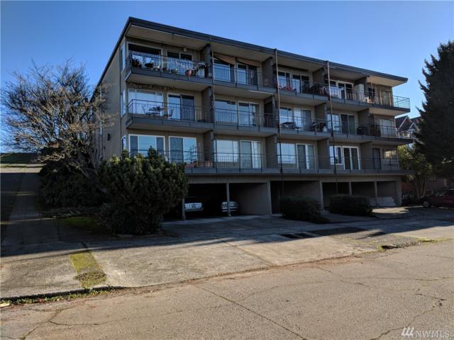 303 N 44th St #104, Seattle, WA 98103 (#1224509) :: Ben Kinney Real Estate Team