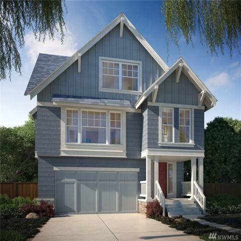 643 NE Second (Lot 4) St, North Bend, WA 98045 (#1225040) :: Keller Williams - Shook Home Group