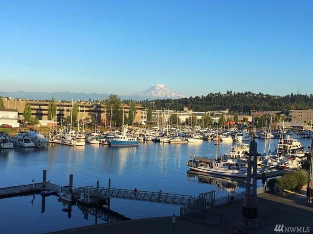 1515 Dock St #416, Tacoma, WA 98402 (#1225253) :: Keller Williams - Shook Home Group