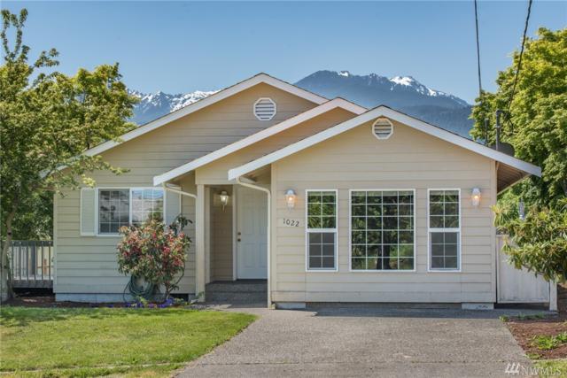 1022 Madrona, Port Angeles, WA 98363 (#1225315) :: Homes on the Sound