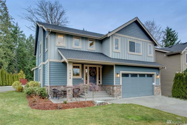 7626 NE 143rd Ct, Kirkland, WA 98034 (#1225337) :: Keller Williams Realty Greater Seattle