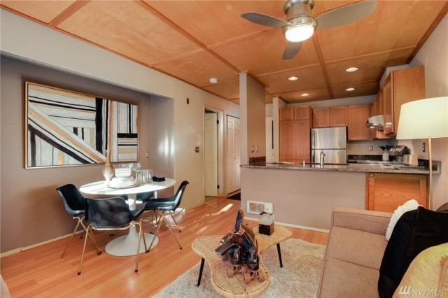 211 Summit Ave E N308, Seattle, WA 98102 (#1225357) :: Keller Williams Western Realty