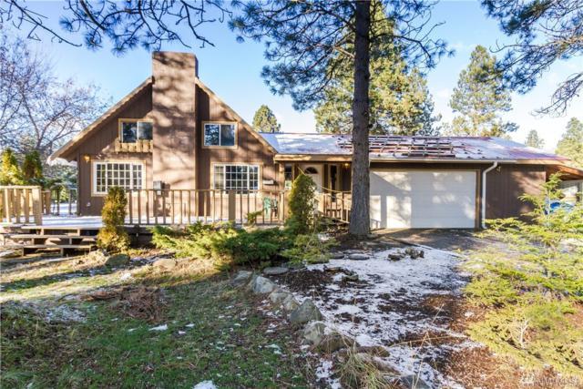 81 Carek Rd, Roslyn, WA 98922 (#1225452) :: Homes on the Sound