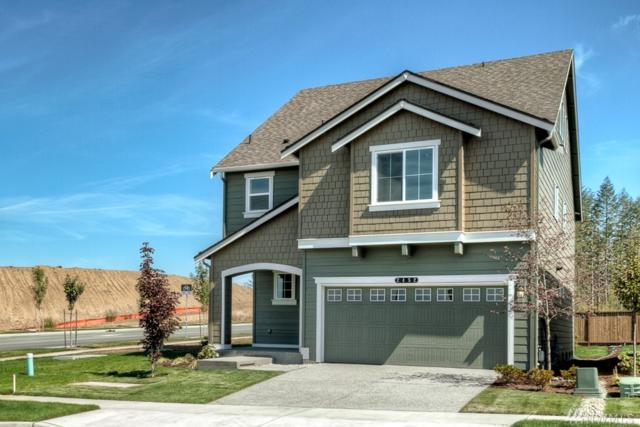 18818 105th Av Ct E #299, Puyallup, WA 98374 (#1225579) :: Pettruzzelli Team