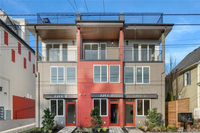 2206-B NW 60th St, Seattle, WA 98107 (#1225780) :: The Kendra Todd Group at Keller Williams