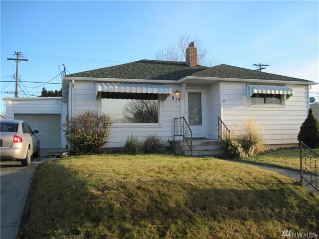 839 S Hawthorne Dr, Moses Lake, WA 98837 (#1226030) :: Homes on the Sound