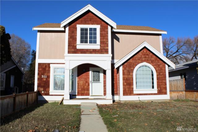 311 W 14th Ave, Ellensburg, WA 98926 (#1227817) :: Homes on the Sound
